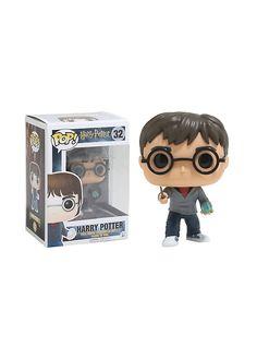 Funko Harry Potter Pop! Harry Potter (Prophecy) Vinyl Figure,