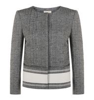 Grey Katherine Jacket | Casual Jackets | Coats and Jackets | Hobbs