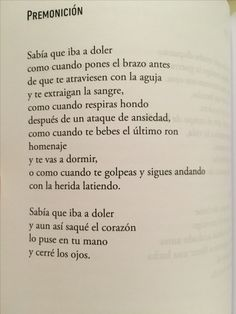Amor y asco srtabebi Poesía Street Quotes, Pretty Quotes, Lectures, Some Quotes, Spanish Quotes, Some Words, Inspirational Quotes, Thoughts, Writing
