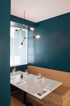 Italy restaurant by Norm Architects, Copenhagen | est living
