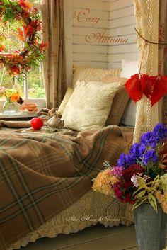 Aiken House & Gardens: My Cozy Boathouse Nook