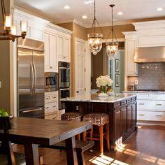 The Heglar's Kitchen - traditional - kitchen - atlanta - Great Spaces!
