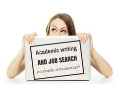 How Your Academic Writing Can Help You with a Future Job Search http://www.grabmyessay.com/blog/academic-writing-and-job-search #AcademicWriting #JobSearch
