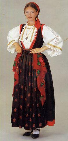 Traditional Costume | Otok Murter Island, Croatia