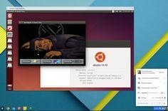 Que tal rodar Linux em modo janela no Chromebook? Muita gente reclama pacas dos Chromebooks, com certa razão: embora sejam máquinas baratas que democratizem o acesso à Internet, elas ainda não são ferramentas muito úteis para quem precisa de algo mais útil que um browser. (...) É aí que entra uma sacada genial: o Google está introduzindo um modo de executar distribuições Linux diretamente no Chrome OS, em modo janela. (...)