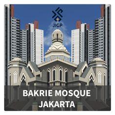 Map Symbols, Mosque, Willis Tower, Jakarta, Building, Travel, Viajes, Buildings, Mosques