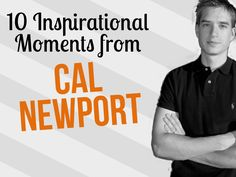 Insights from Cal Newport on career and passion by 33 Voices http://www.33voices.com/cal-newport
