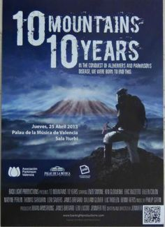 "El documental ""10 mountains, 10 years"" recauda fondos para la investigación del Alzheimer y del Parkinson"