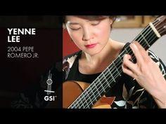 (61) Autumn Leaves - Yenne Lee plays 2004 Pepe Romero Jr. - YouTube
