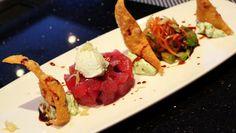 Tuna Nachos | RED Steakhouse | South Beach - Miami, FL