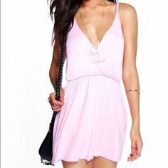 Sale New! Light Pink Strappy Sundress!