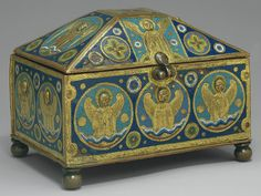 Chrismatory [Limoges] (17.190.853) | Heilbrunn Timeline of Art History | The Metropolitan Museum of Art