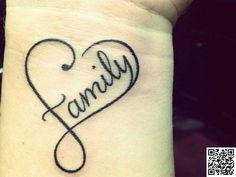 17. #Heart Outline - 32 #Inspiring Wrist #Tattoos ... → #Lifestyle #Dandelion