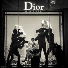 #dior #monochrome #camera #leica #leicam9 #mannequin #portrait