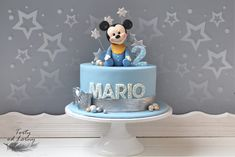 Mickey Mouse Baby by Lorna