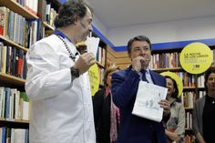 Ignacio González presentó esta iniciativa del Gobierno  regional, que se celebra el 23 de abril, Día Internacional del Libro, con más de 600 actividades, 530 escritores y descuentos, en la IX Noche de los Libros de la Comunidad.