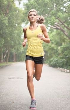 Run, jog, walk- just get moving.  - http://myfitmotiv.com - #myfitmotiv #fitness motivation #weight #loss #food #fitness #diet #gym #motivation