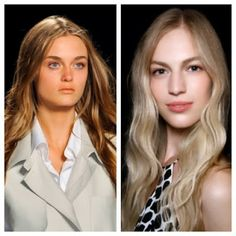 Textured Waves Spring 2014 Hair Trends