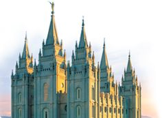 LDS Temples (Mormon Temples) - The House of the Lord