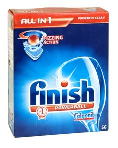 Finish powerball all in one dishwasher tablets 56 pack original Dishwashing Gloves, Dishwashing Liquid, Dishwasher Tablets, Dishwasher Detergent, Chemistry, Health And Beauty, All In One, Household, Lemon