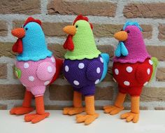 Кукляндия: Курица Катрин
