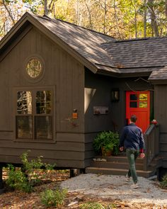 Todd Snyder Cabin at Hidden Pond, Maine