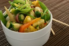 3 Must-Have Sauces for Steamed Vegetables