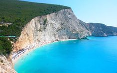 These are among the best and most beautiful destinations for summer holidays in Greece and greek islands : Porto Katsiki - Leukada ( Greece 2010 best. Into The Wild, The Places Youll Go, Places To See, Mobiles, Greece Holiday, Greece Vacation, World's Most Beautiful, Beautiful Life, Greek Islands