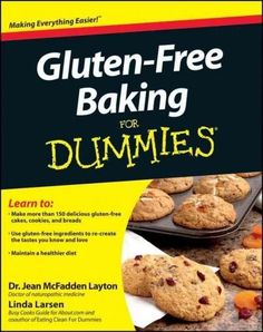 More than 150 tasty recipes for gluten-free baking Imagine baking without flour. Impossible, right? Essentially, that's what you're doing when you bake gluten-free. Sure, there are replacement flours,