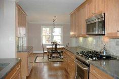 galley kitchen designs | Small Galley Kitchen Designs, Opening Up a Galley Kitchen – Part 4 ...