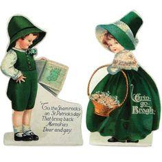 Vintage Irish children...verse