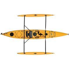 Hobie Kayak, Kayaks, Hobie Adventure Island, Pedal Powered Kayak, Hobie Mirage, Kayak Adventures, Touring, Sailing, Amazon