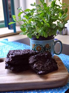 A Travelling Cook: Chocolate cauliflower brownies