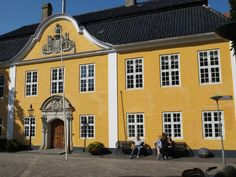 Aalborg Town Hall by G. David Wilkerson, via Flickr