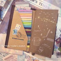 Midori travelers note