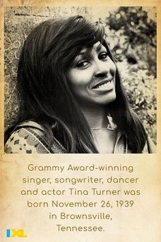 Tina Turner has sold over 100 million records throughout her legendary, five-decade career spanned rhythm and blues, soul, and rock. #TBT
