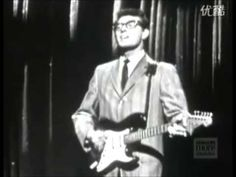 "BUDDY HOLLY - LIVE 1957 - ""Oh Boy"" - YouTube:  Rock on, Buddy Holly..."