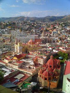 #Guanajuato es una ciudad de leyendas y de lugares legendarios. Vive un #BestDay en Guanajuato #OjalaEstuvierasAqui