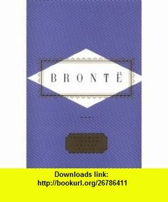 Emily Bronte Poems (Everymans Library Pocket Poets) (9780679447252) Emily Bronte , ISBN-10: 0679447253  , ISBN-13: 978-0679447252 ,  , tutorials , pdf , ebook , torrent , downloads , rapidshare , filesonic , hotfile , megaupload , fileserve