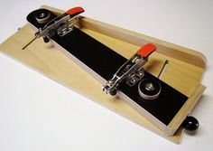 safe tapering sled for table saw.