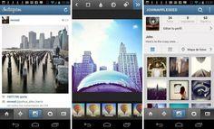 Nueva actualización de Instagram para Android soporta vídeos pregrabados