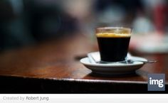 'Alcoholic Coffee' Combines Your Morning Cuppa With Your Evening Drink - DesignTAXI.com