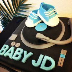 Image result for Baby Shower dj cake
