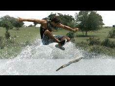 Skateboarding on Water with Sea-doo! 4K Wakeskating!: https://www.youtube.com/channel/UCwgURKfUA7e0Z7_qE3TvBFQ