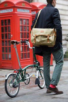 Brompton Game Bag - Coming soon @ Slowroom Madrid