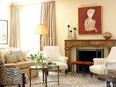 Elegant Edge   Traditional Home