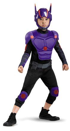 Find your inner Hiro | Disney® Big Hero 6: Hiro Deluxe Costume
