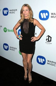 Sheryl Crow, Priyanka Chopra, & More Celebrate at Grammys 2015 After Party!: Photo Sheryl Crow and Priyanka Chopra are totally owning the little black dress game at the Warner Music Group's 2015 Grammy after party held at the Chateau Marmont on… Sheryl Crow, Girl Bands, Priyanka Chopra, Fashion Editor, Red Carpet Fashion, High Fashion, Celebrity Style, Ready To Wear, Women Wear