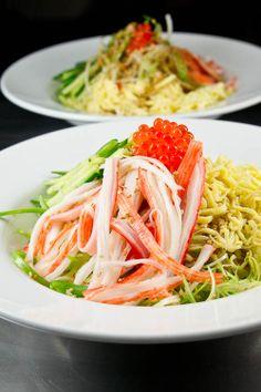 Hiyashi Chuka Soba . . . http://norecipes.com/blog/hiyashi-chuka-recipe-cold-noodle-salad/#sthash.2zPn3vOV.5OLqxhyi.dpbs