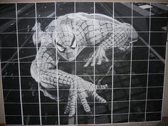spiderman rasterbator